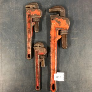 Various - Pipe Wrenches, 3pc