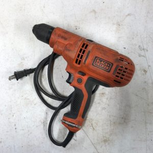 Black + Decker - ACDRILL