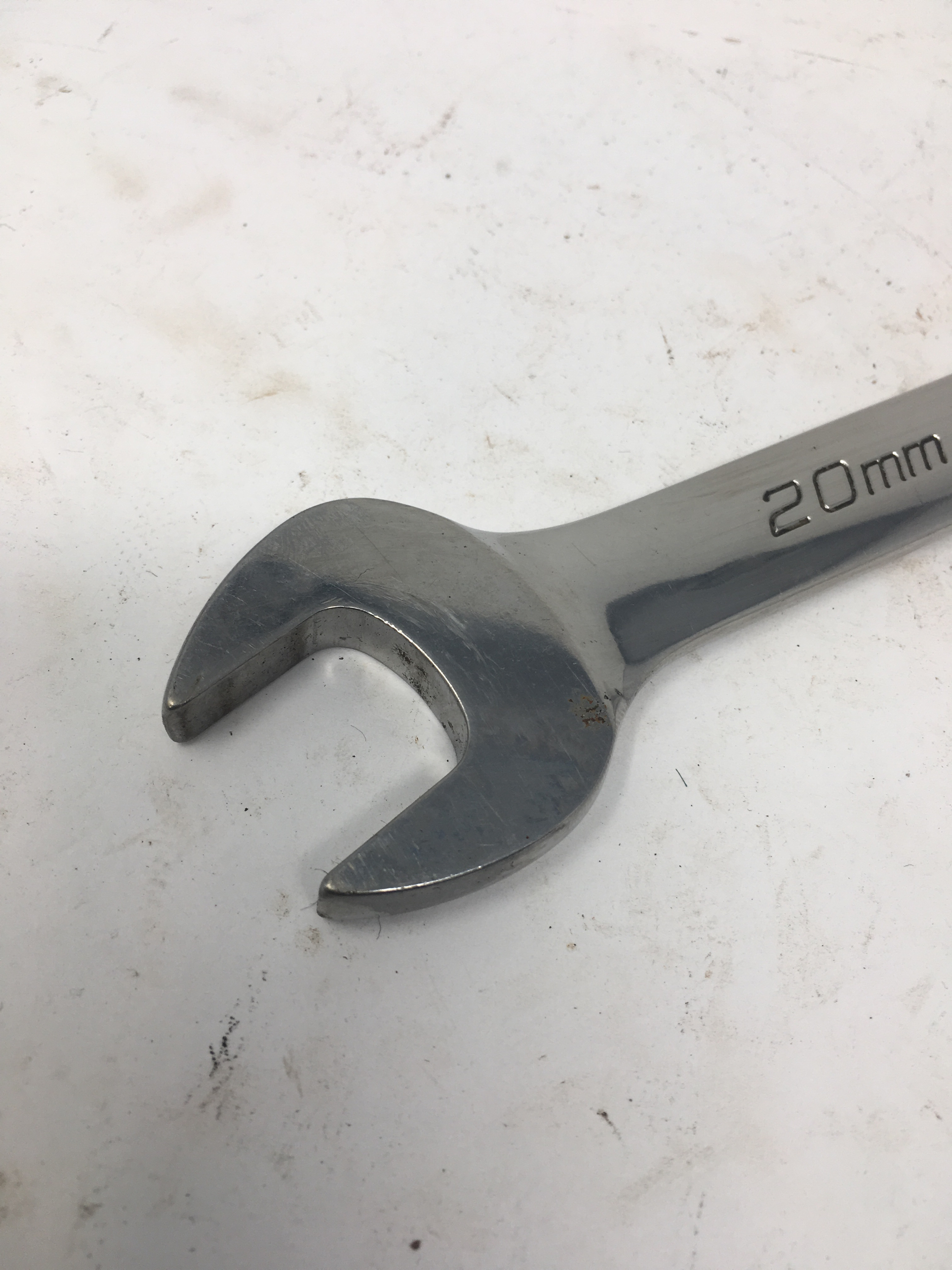 New Snap On OEXM200B 20mm 12 Point Open End Wrench